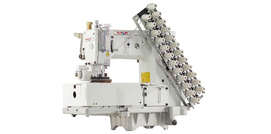 Maquina Multiagujas