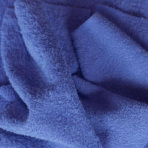Tela toalla doble secado